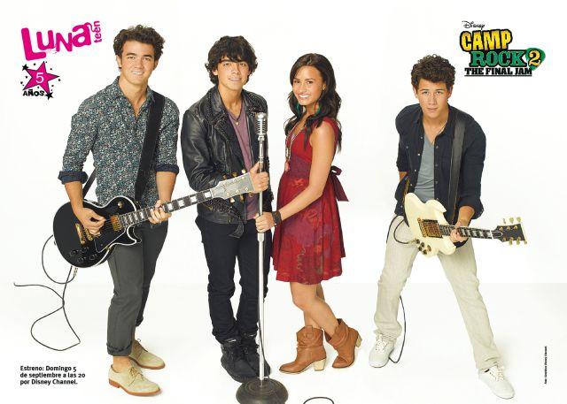 Camp Rock 2. The Final Jam